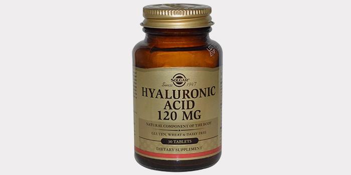 Hyaluronic Acid от Солгар