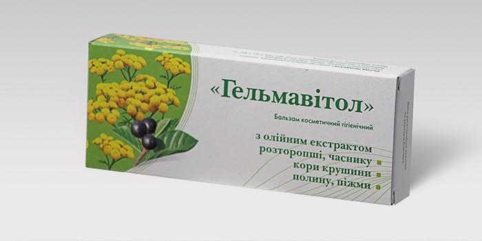 лекарство от паразитов гельминтов