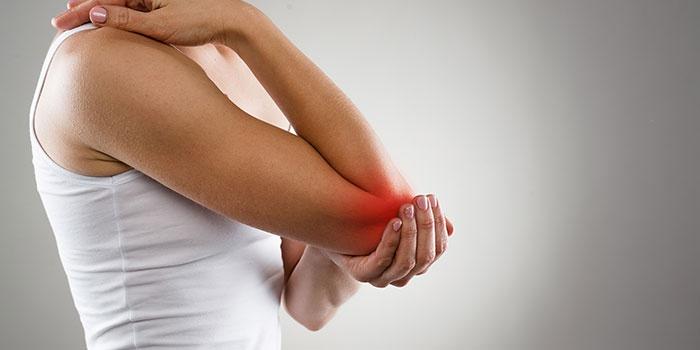Колющая боль в локтевом суставе