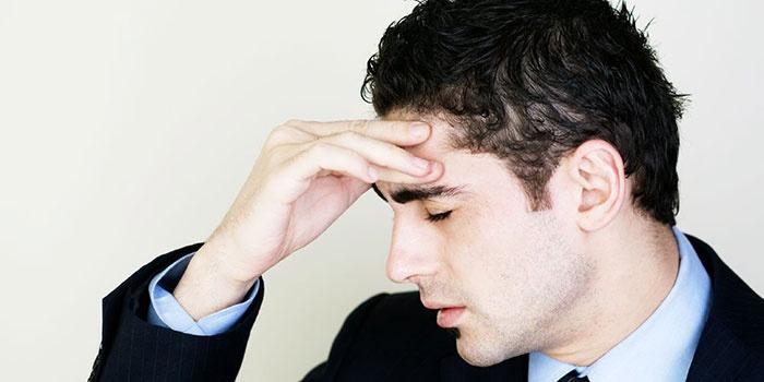 Частые мигрени могут быть свидетельствовать об остеохондрозе