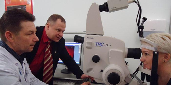 Воспаление зрительного нерва симптомы и лечение
