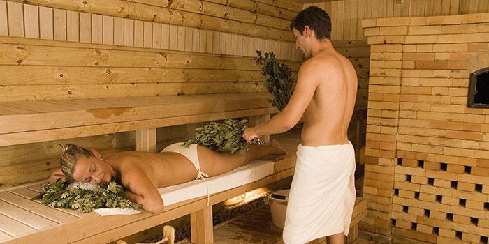 Посещение бани для укрепления организма