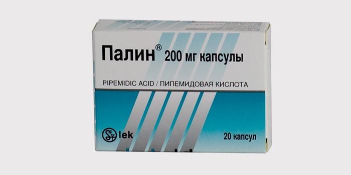 Лекарство Палин