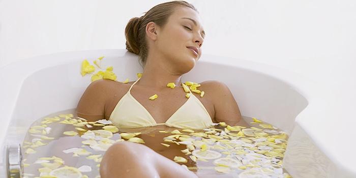 Ванны с эфирными маслами от коксартроза суставов