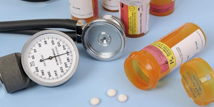 Медикаменты для профилактики инсульта
