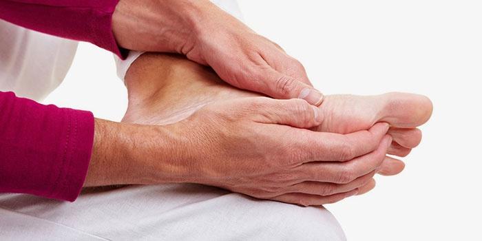 Как определить артроз пальца ноги