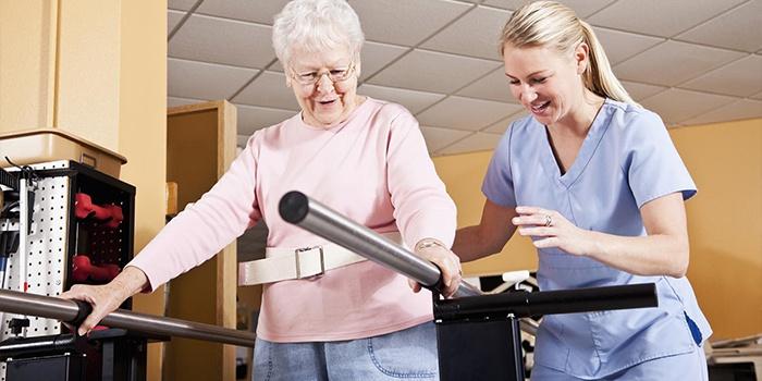 Лечебные процедуры в санатории