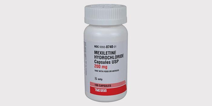Препарат Мексилетин