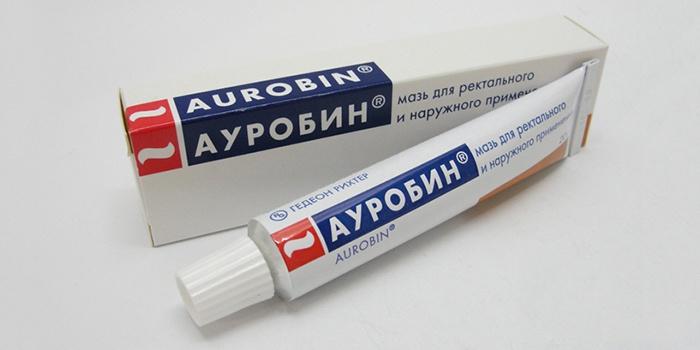 Мази при наружном геморрое с тромбами