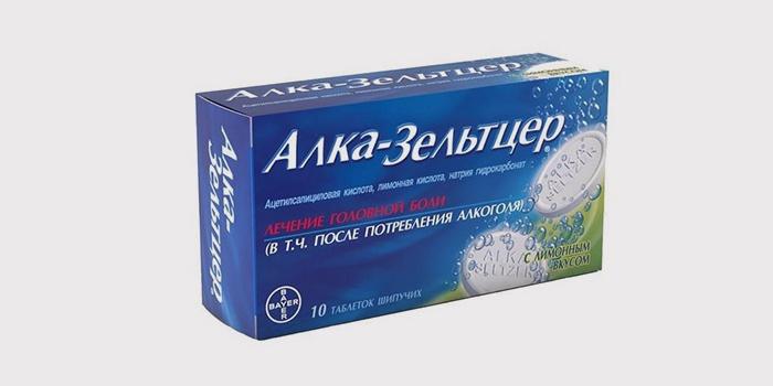 Препарат Алка-Зельтцер