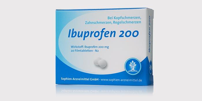Ибупрофен 200