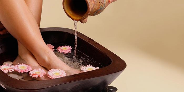 Ванночка с эфирными маслами