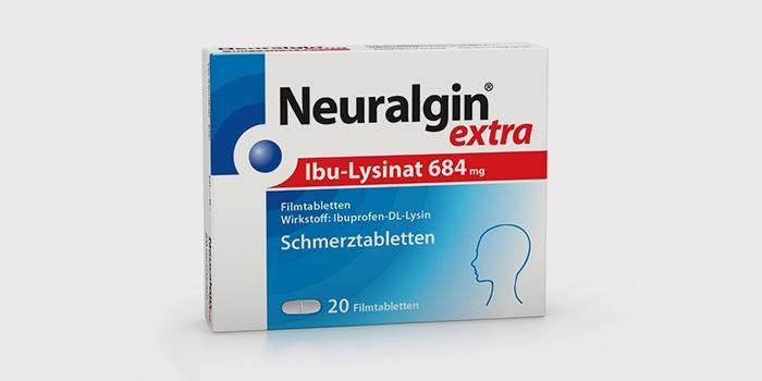 Нейралгин от мигрени