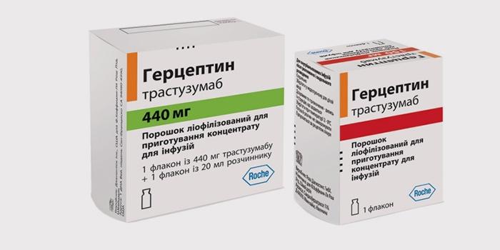 Препарат Герцептин