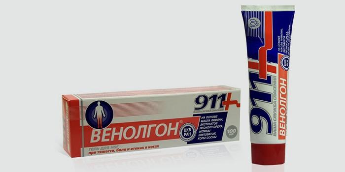 Венолгон - сосудоукрепляющий препарат, содержащий флавоноиды