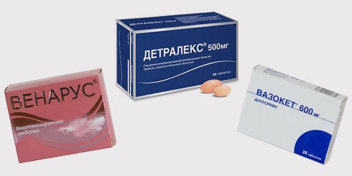 Препараты венотоники