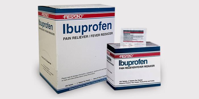 Ибупрофен для кормящих мам