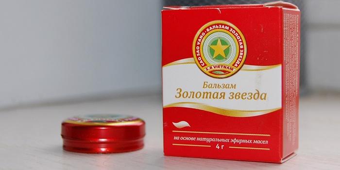 «Золотая звезда» с натуральными маслами