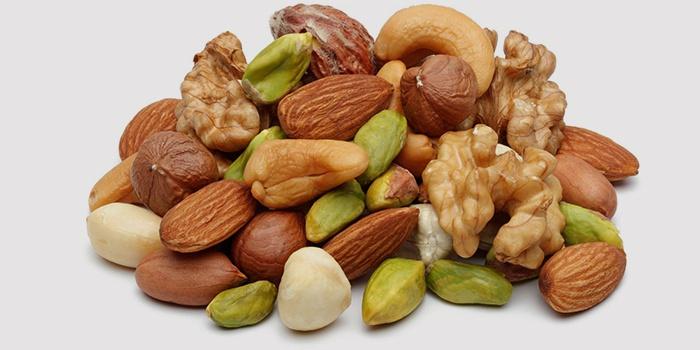 Орехи, полезные для сердца и сосудов