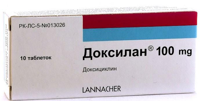 Доксилан в упаковке