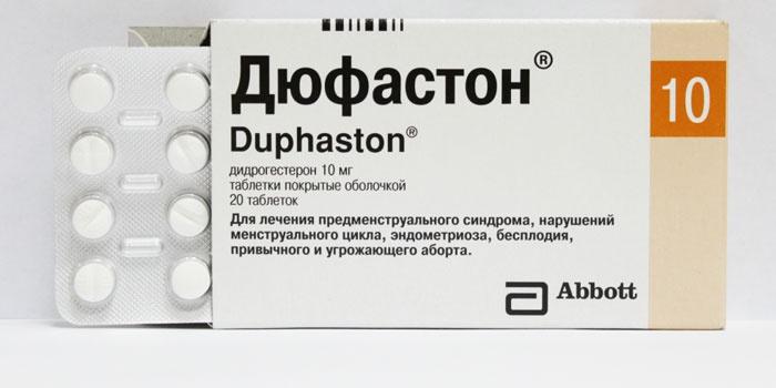 Дюфастон для лечения поликистоза яичников