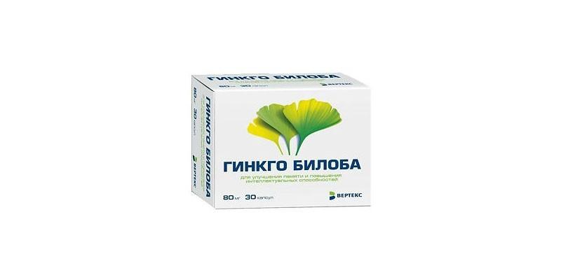 Гингобелоба для потенции - лечение, медикаменты, народные средства, профилактика