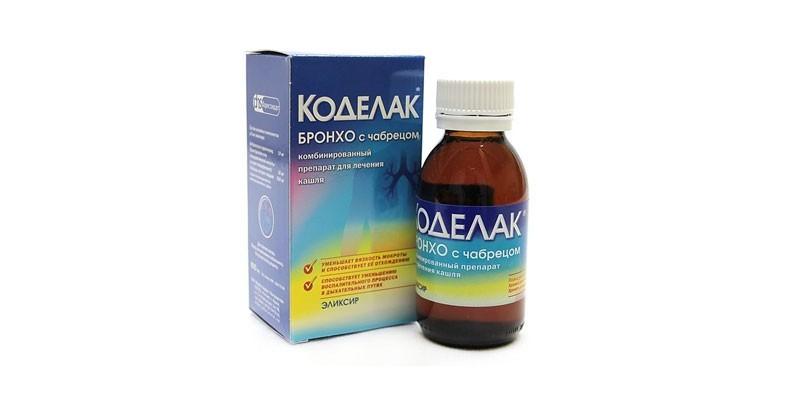 Лекарство Коделак