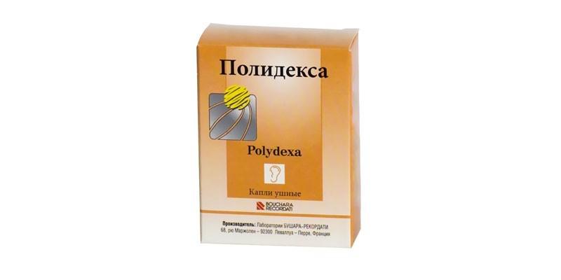 Капли Полидекса