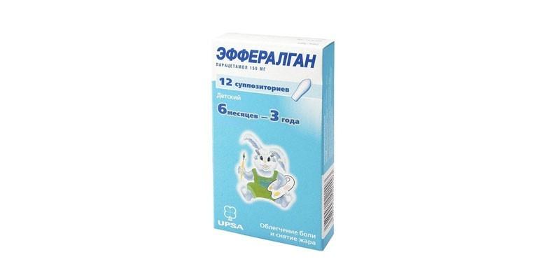 Свечи от зубной боли при прорезывании зубов у детей