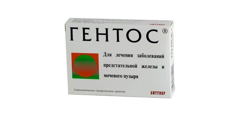 Препарат Гентос