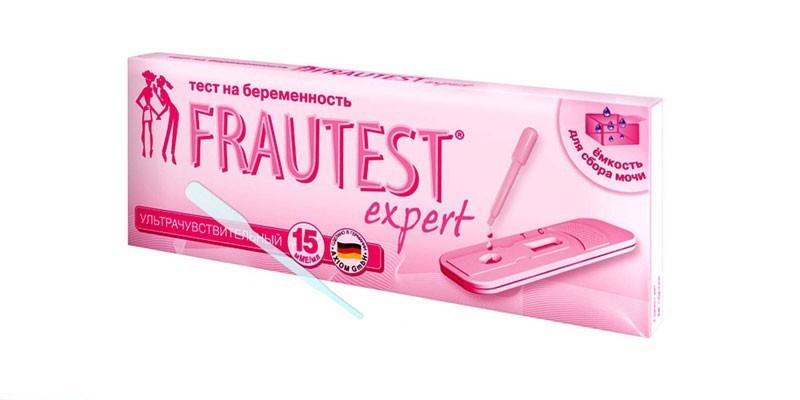 Планшетный тест Frautest Expert