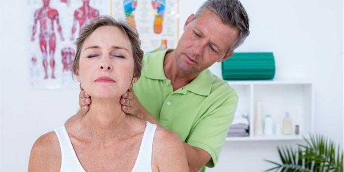 Массаж головы при синдроме Меньера