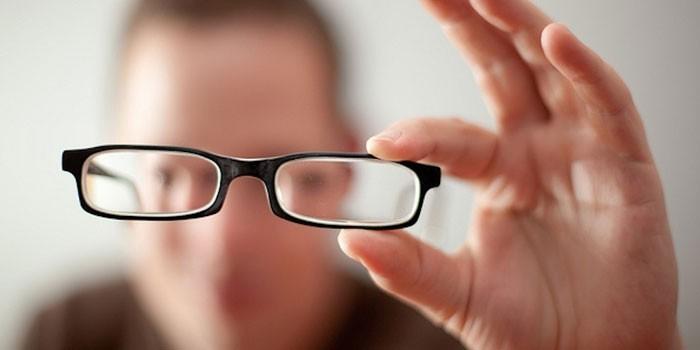 Ослабление зрения