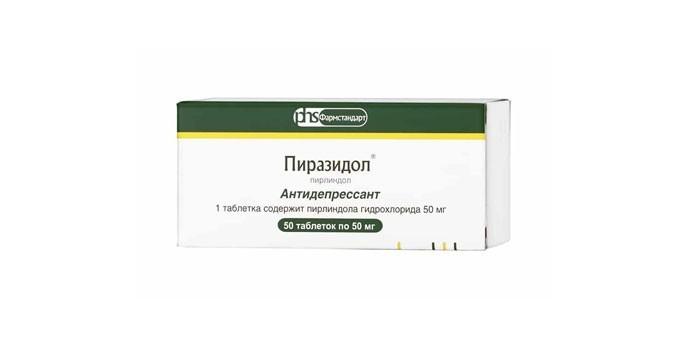 Препарат Пиразидол
