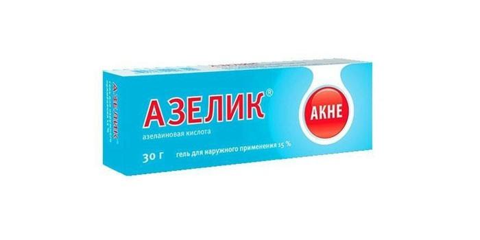 Крем Азелик