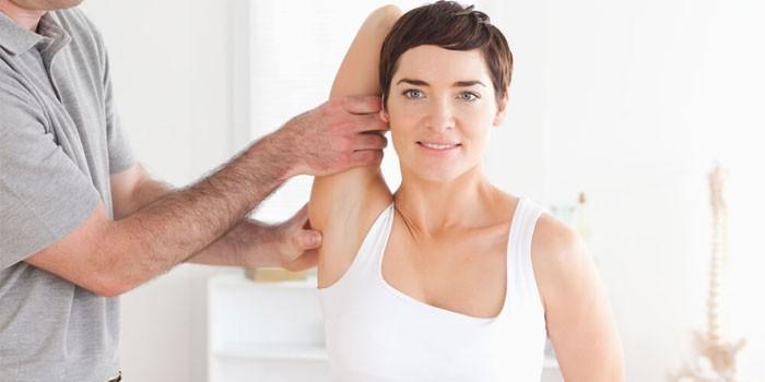 лечение, плечевой, периартрит