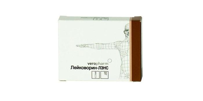 Препарат Лейковорин