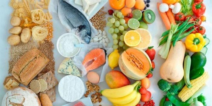Продукты питания при артрите