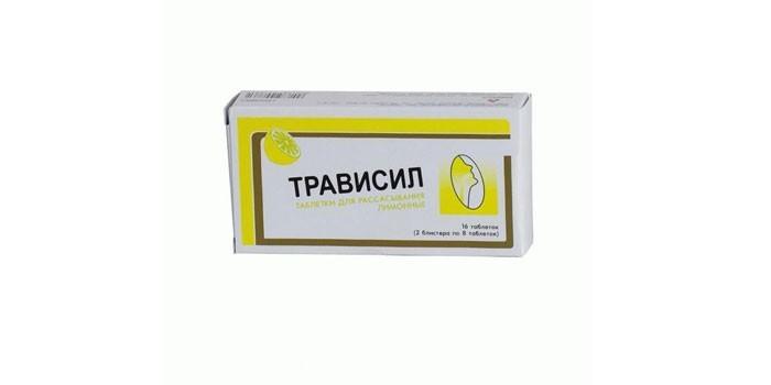 Препарат Трависил