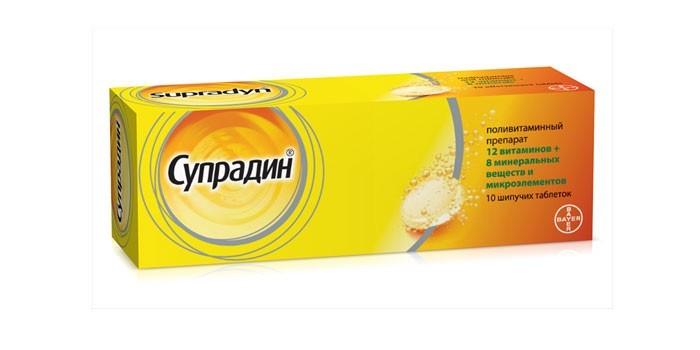 Препараты Супрадин