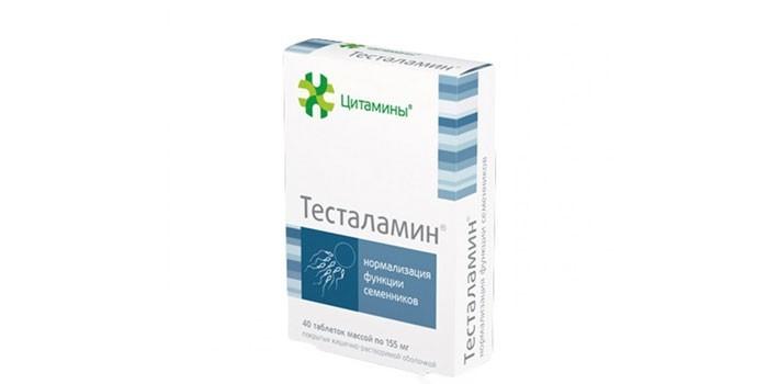 Препарат Тесталамин