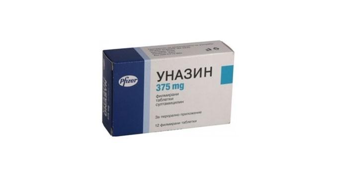 Препарат Уназин