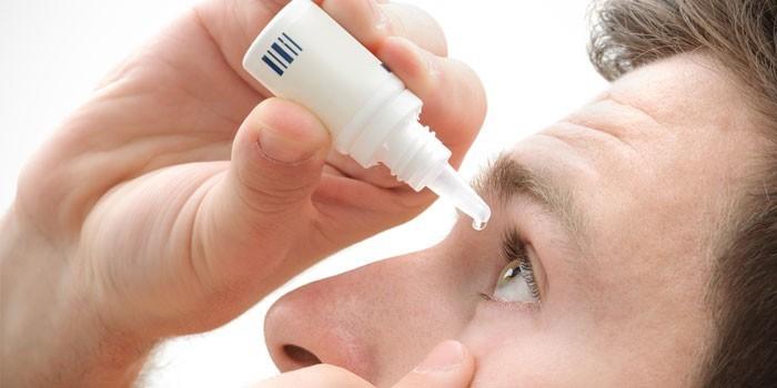 Лечение сухого глаза