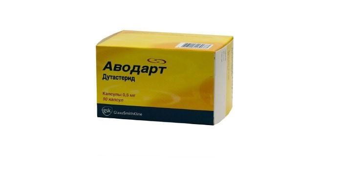 Таблетки Аводарт