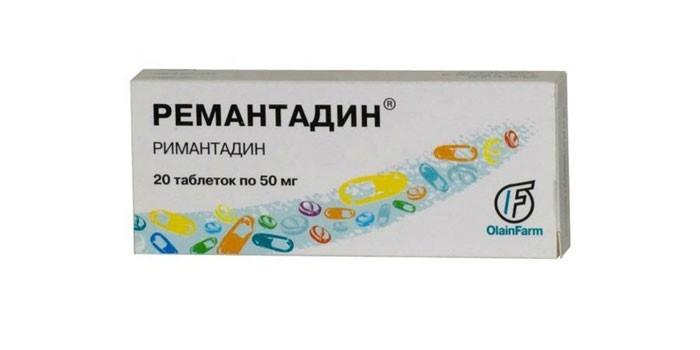 Препараты Ремантадин