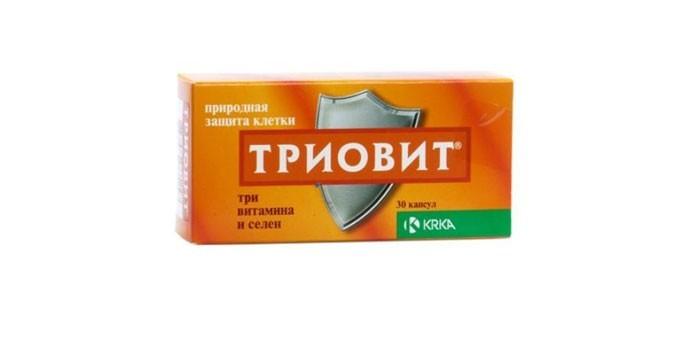 Витамины Триовит