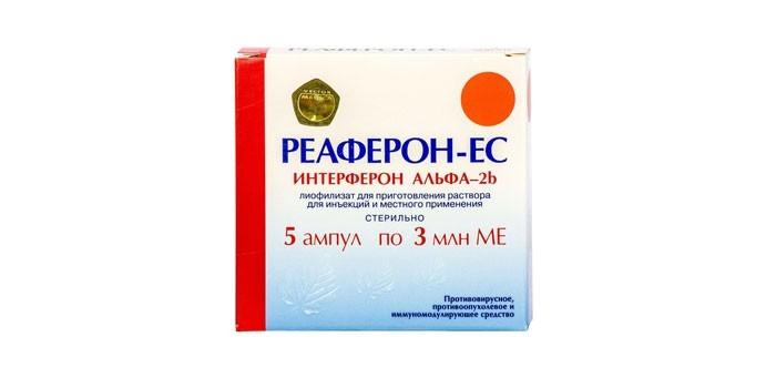 Препарат Реаферон