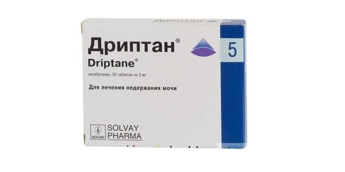 Лечение недержания мочи у пожилых женщин лекарствами