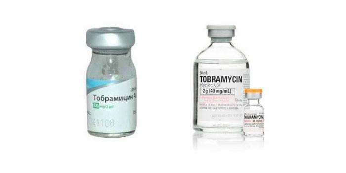 Препарат Тобрамицин