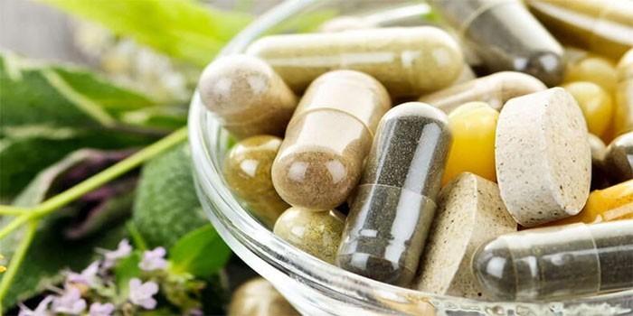Пробиотики в капсулах и таблетках